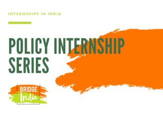 Policy Internship series