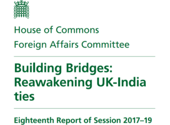 Foreign Affairs Committee Global Britain