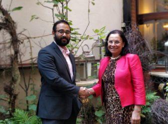 IIBA Bridge India MOU agreement
