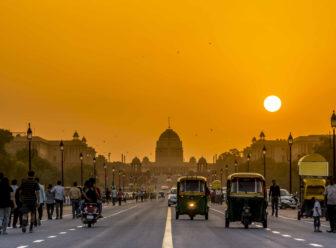 Delhi Rashtrapati Bhavan