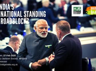 India's international standing