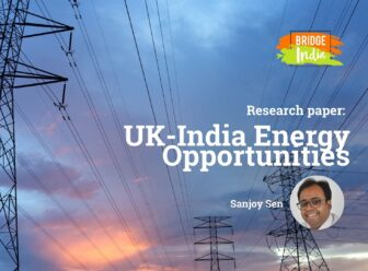 Sanjoy Sen energy research