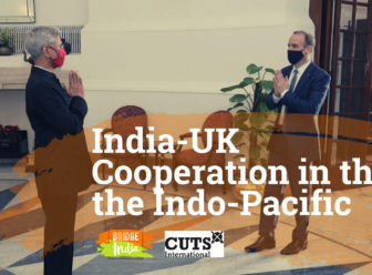 India-UK cooperation in the Indo-Pacific