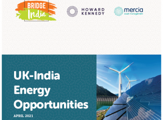 UK India Energy Report 2021