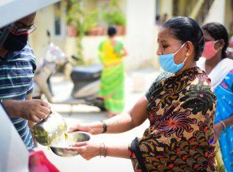 Covid Relief project in Bangalore